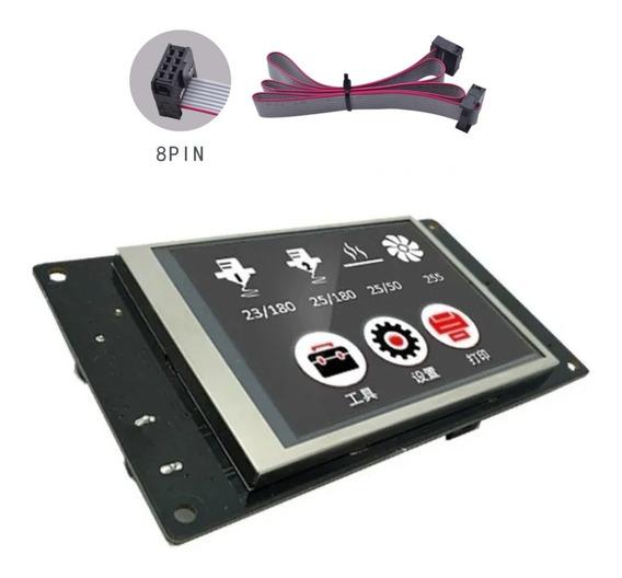 Visor Touch Screen Mkstft32 Makerbase V4.0 Impressora 3d Cnc