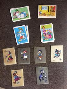 48 Figurinhas Jogos Olímpicos Disney Nestlé 1980