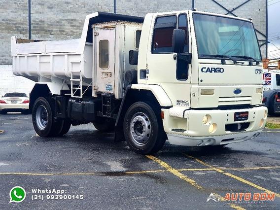 Ford Cargo 1717e Toco C/ Ipva 2020 Pago/vale Diesel R$500,00