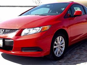 Honda Civic Dmt Ex Coupe At 2012