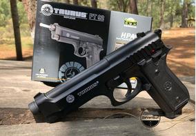 Pistola Deportiva Taurus P92 Metal Slider - Spring Peso Real