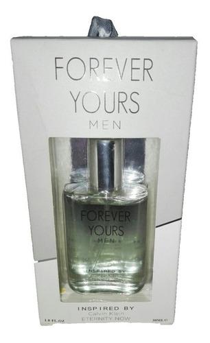 Perfume Forever Yours Men 30 Ml Calvin Klein Navidad Moda