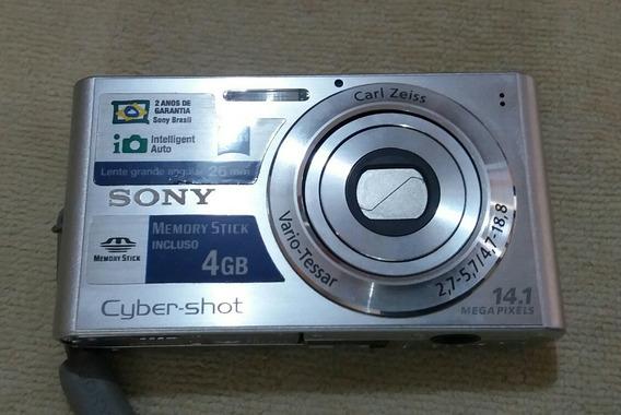 Câmera Sony Cyber-shot Dsc-w320