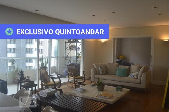 Apartamento No 6º Andar Mobiliado Com 3 Dormitórios E 3 Garagens - Id: 892988374 - 288374