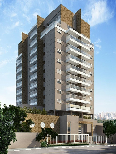 Imagem 1 de 10 de Apartamento À Venda No Bairro Saúde - São Paulo/sp - O-2447-8008