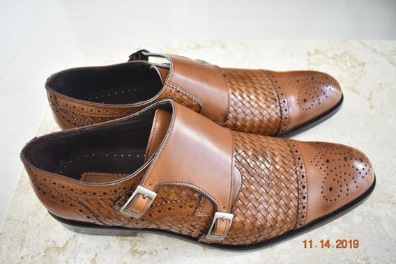 Zapato De Vestir Franco Cuadra Becerro Tan 27fbvue
