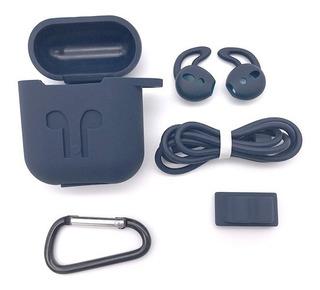 Capa Protetora 5 X 1 Para Estojo Do Fone De Ouvido iPhone