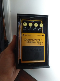 Pedal Boss Os-2 (overdriven / Distortion)