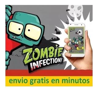 Kit Imprimible Zombie Infection 2020 Invitacion Digital