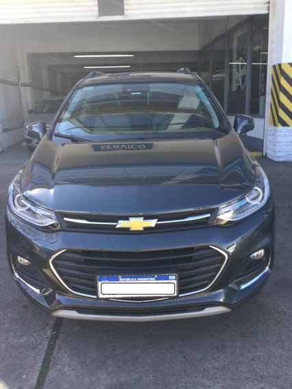 Chevrolet Tracker Ltz Awd 2017 Premier