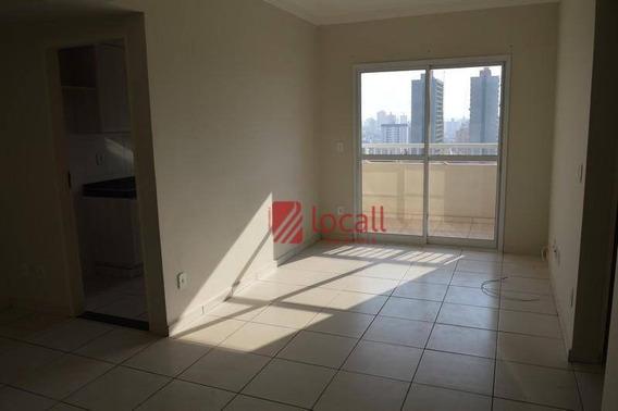 Apartamento Residencial Para Venda E Locação, Vila Imperial, São José Do Rio Preto - Ap1462. - Ap1462