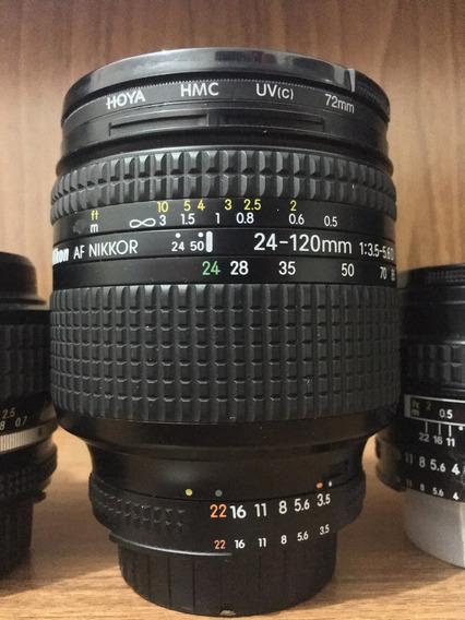 Nikon 24 120 Mm