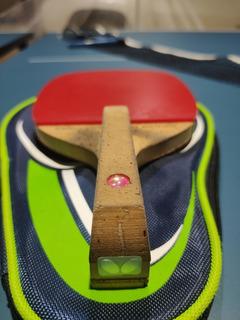 Raquete Tênis De Mesa Caneta Profissional