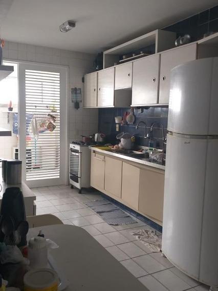Apartamento Em Espinheiro, Recife/pe De 185m² 4 Quartos Para Locação R$ 3.600,00/mes - Ap196704