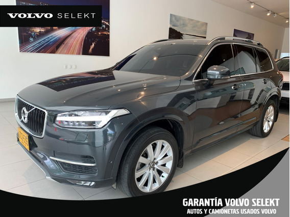 Volvo Xc90 Momentum Awd T6,2.0 Supercargada 320hp&400n/m