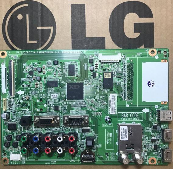 Placa Principal LG 50pa6500 60pa6500 Nova Original
