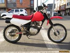 Honda Xr 80