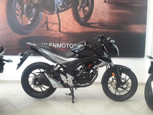 Honda Cb160 Std- Dlx Modelo 2022 Con Precio De 2020