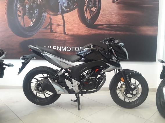 Honda Cb160 Std- Dlx Modelo 2021 Con Precio De 2020
