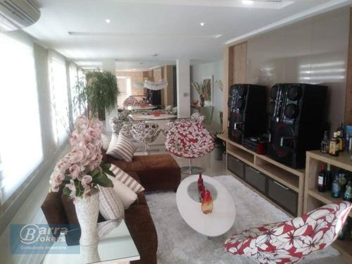 Casa À Venda, 780 M² Por R$ 1.630.000,00 - Anil - Rio De Janeiro/rj - Ca0861