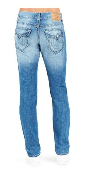 True Religion Jeans Skinny Para Caballero 42x34. Revivl.