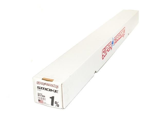 Protec Papel Ahumado Super Standard 1% Oscuro 30mt X 100cm