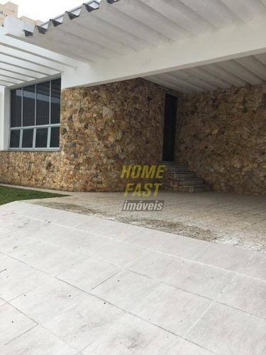 Casa Residencial Para Locação, Vila Rosália, Guarulhos - Ca0292. - Ca0292