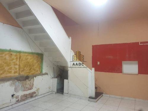 Sobrado Para Alugar, 100 M² Por R$ 3.000,00/mês - Vila Clementino - São Paulo/sp - So0167