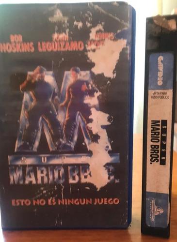Vhs Mario Bros