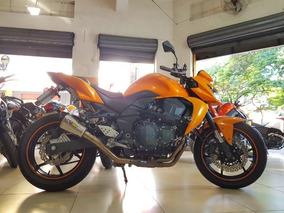 Kawasaki Z 750 Laranja 2012