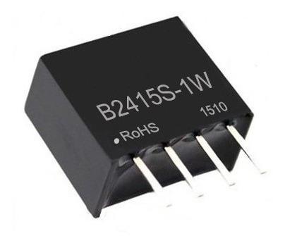B2415s-1w Conversor Dc Dc Step Down 15v 1w Miniatura B2415