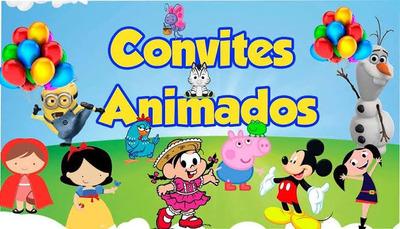 Convites Animados