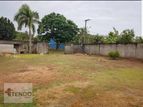 Imagem 1 de 15 de Chácara Com 1 Dormitório À Venda, 1000 M² Por R$ 415.000,00 - Parque Das Bandeiras - Indaiatuba/sp - Ch0099