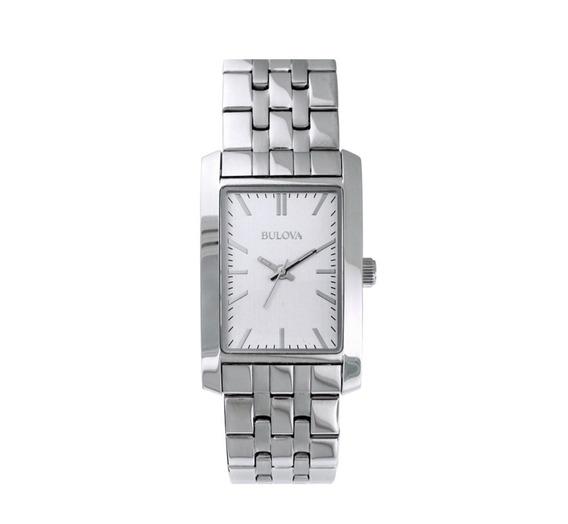 Reloj Bulova Para Dama Modelo: 96l201 Envio Gratis