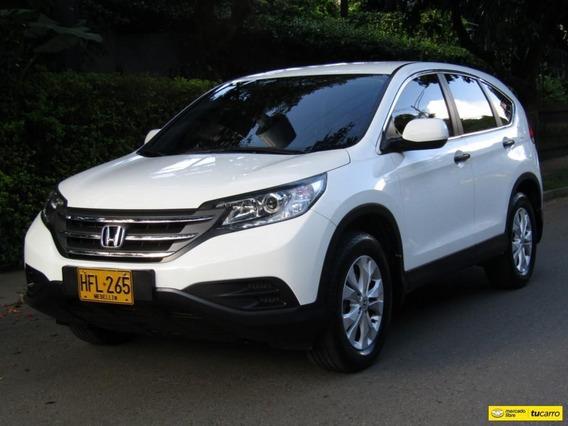 Honda Cr-v Lx 2400 Cc At 4x2