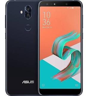 Celular Asus Zenfone 5 Selfie Pro 128gb 4gb Zc600kl Preto