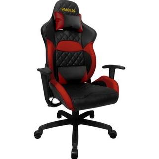 Cadeira Gamer Gamdias Zelus E1 Gd-zeluse1lbr Vermelho