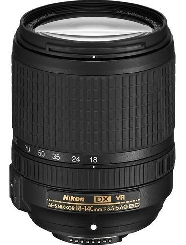 Lente Nikon Afs 18140mm F/3.55.6g Ed Vr