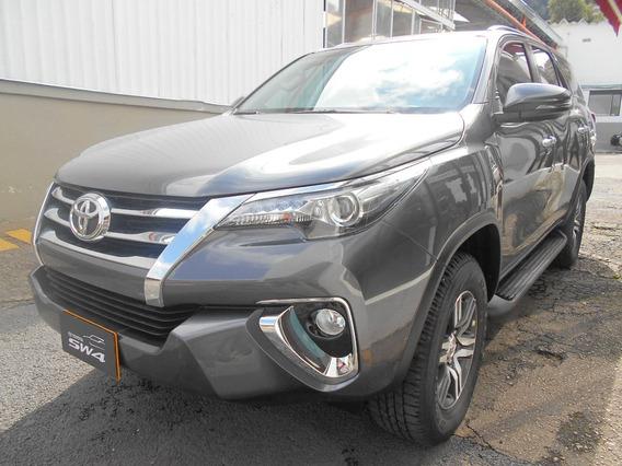Toyota Fortuner Sw4 Street Srv 2.7 Gasolina
