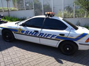Chrysler Neon 1994 Personalizado Policia Americana