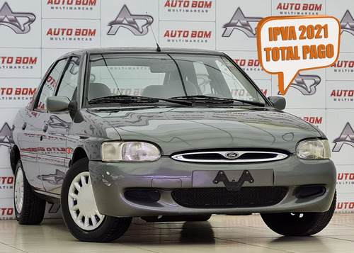 Ford Escort Glx 1.8i 16v Muito Novo! 1998/1998