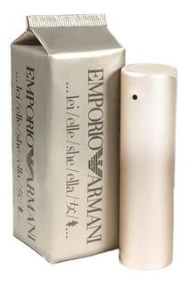 Perfume Emporio Armani 100ml Dama, Saldo Importado