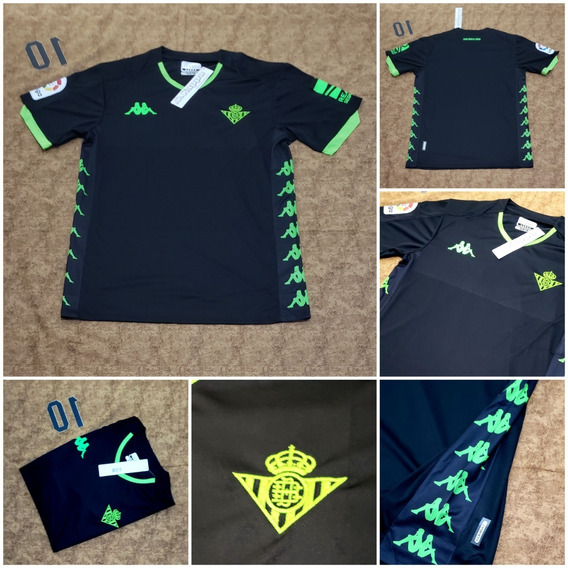 Nova Camisa Betis Frete Grátis 2019/20 Original