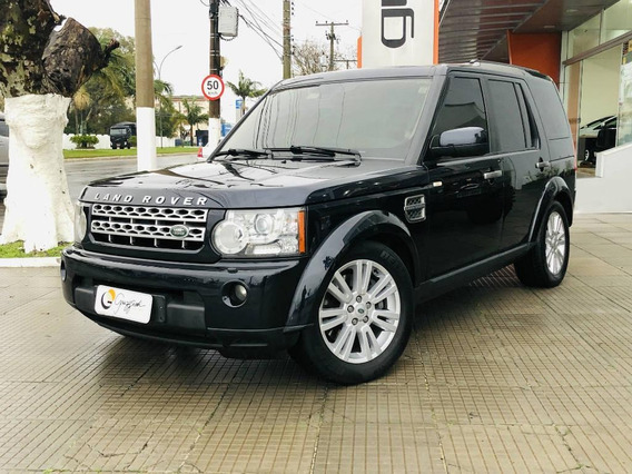 Land Rover Discovery 4 Land Rover