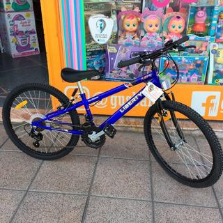 Bicicleta Liberty R24 Mountain Cambios Original