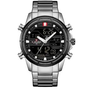 Relógio Naviforce 9138s Promoção Lindo