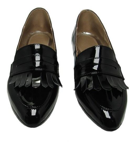Flat Loafer Princess Variedad De Colores, Delia Torres
