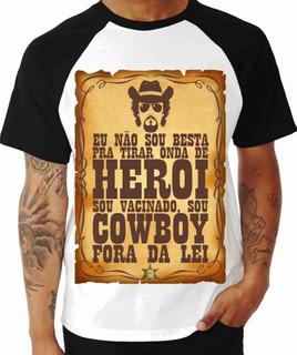 Camisa + 1 Caneca Raul Seixas, Rock Nacional
