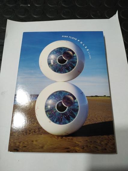 Pink Floyd Pulse Dvd Nuevo Importado Original
