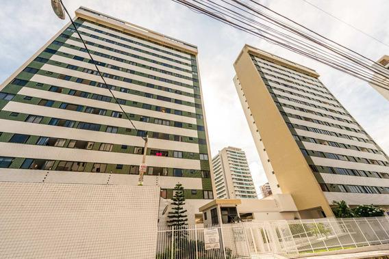 Apartamento 3 Quartos, Próximo Ao Chico Do Caranguejo Sul